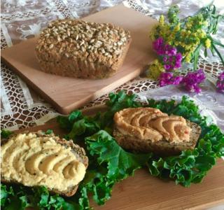 Хумус от Мажанны (Польша)